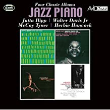 Jazz Piano - Four Classic Albums (Jutta Hipp With Zoot Sims / Davis Cup / Inception / Takin' Off)