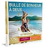 SMARTBOX - Coffret Cadeau - BULLE DE BONHEUR À DEUX - 1285 activités : dégustation ou aventure