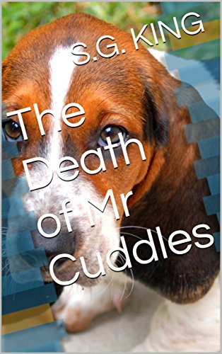 The Death of Mr Cuddles book cover