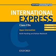 International Express, Interactive Editions: Upper-Intermediate: Class Audio CDs