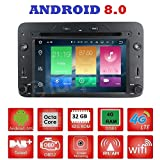 Android 8.0GPS DVD USB SD Wlan Bluetooth Autoradio Navi Alfa Romeo 159/Alfa Romeo Spider/Alfa Romeo Brera