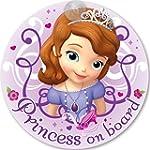Disney Princess Sofia on Board 'Baby...