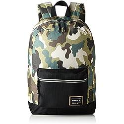 O 'Neill BM Coast Line Premium Backpack Mochila, Unisex, BM Coastline Premium Backpack, Verde