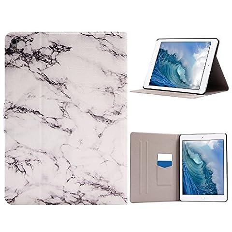 Coque de Protection pour Apple iPad Pro 9.7 Cuir Etui, veille automatique Coque iPad 7 Tablet Flip Case Cover, iPad Pro Mini 9.7 Flip Case, Moon mood® Cas Étui pour Apple iPad Pro 9.7/iPad 7/iPad Pro Mini PU Cuir dur PC à l