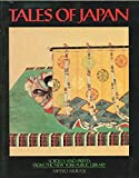 Front cover for the book Tales of Japan : scrolls and prints from the New York Public Library by Miyeko Murase