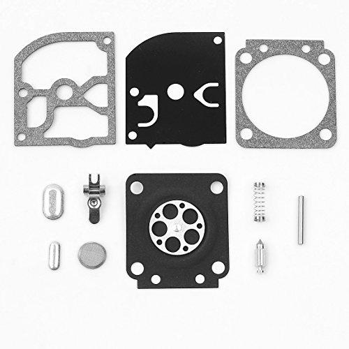 Haishine Carb Vergaser Rebuild Reparatur-Set für Stihl FS55FS120FS200FS250FS300FS350SH55SH85BG 4546556585Trimmer # Zama rb-89