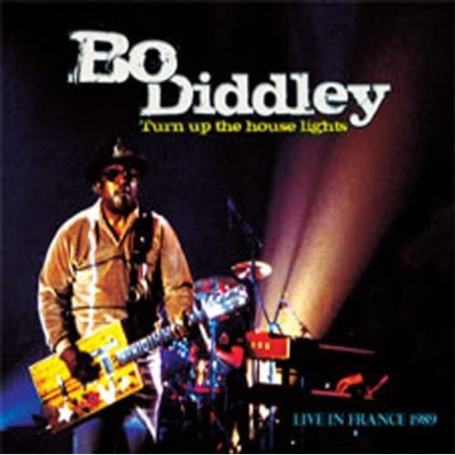 Just like bo diddley do