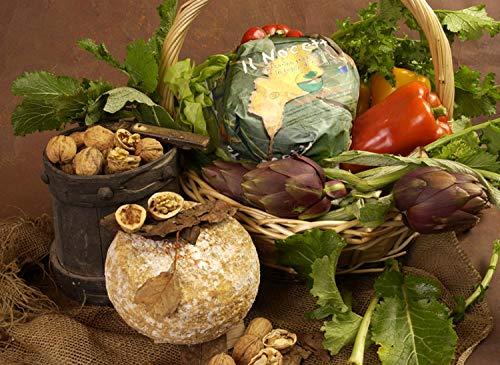 Formaggio Pecorino Riserva Nocetto Toscana ca. 1,3 kg. - Spadi Enzo