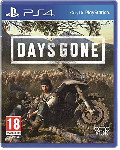 Days Gone ( uncut AT-PEGI) Playstation 4 -
