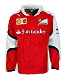 Puma SF Scuderia Ferrari Team Jacket Allwetterjacke rot, Authentic Team XL