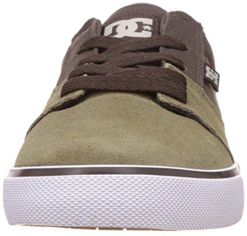 Dc Universo Tonik, Sneaker Basse Uomo Marrone (braun (militar / Dk Choc - Mdc))