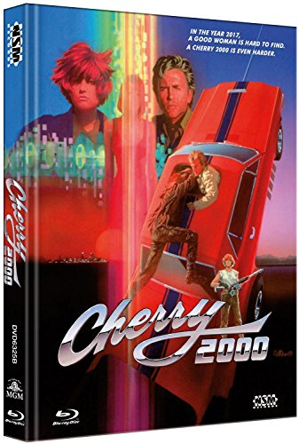 Cherry 2000 - Mediabook (+ DVD) [Blu-ray] [Limited Collector's Edition]