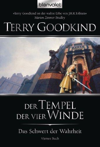 Das Schwert der Wahrheit 4: Der Tempel der vier Winde (Volle Vier)