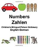 English-German Numbers/Zahlen Children's Bilingual Picture Dictionary (FreeBilingualBooks.com)