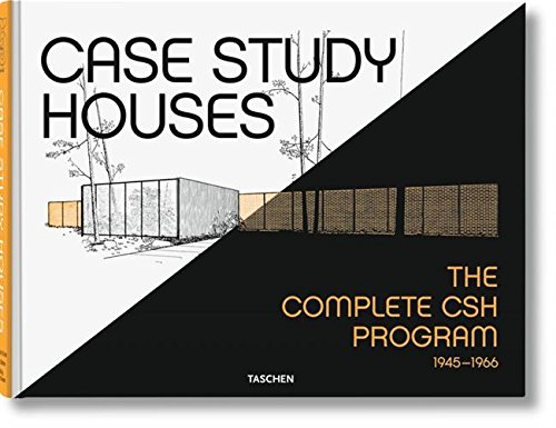 Case Study Houses (Taschen 25th Anniversary Special Editions) Buch-Cover