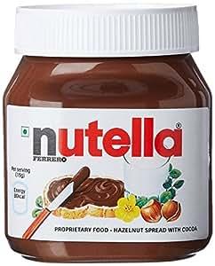 Nutella Hazelnut Spread with Cocoa, 290g: Amazon.in ...
