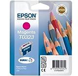 Epson T0323 Tintenpatrone Buntstifte, Singlepack, magenta