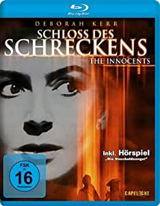 Les Innocents / The Innocents (1961) [ Origine Allemande, Sans Langue Francaise ] (Blu-Ray)