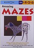 Amazing Mazes (Kumon's Practice Books)