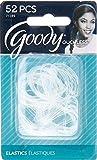 Goody Ouchless, transparent, queue de cheval cheveux élastiques, grand, 52