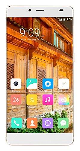 Smartphone Elephone S3 4G Dorado [Garantía Oficial en España]