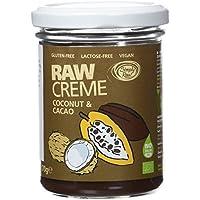 Simply Raw Crema Crudivegana de Cacao y Coco - 170 gr