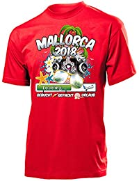 74a5dd1375 love-all-my-shirts Mallorca 2018 Loading Herren T-Shirt Gr.