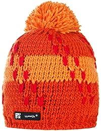 4sold invierno gorro de lana Pom Pantera Zari desgarbado Snowstar enrojecer  de esquí sombreros cráneo af3ca51a188