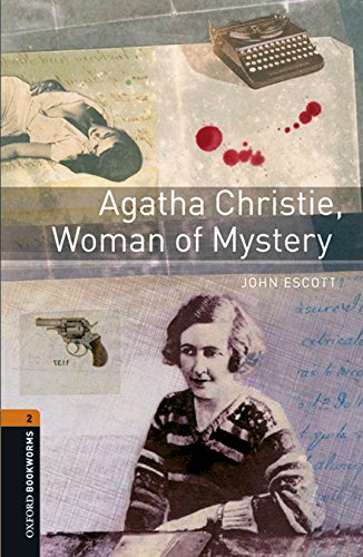 Oxford Bookworms Library 2. Agatha Christie, Woman Of Mystery (+ MP3) - 9780194620727