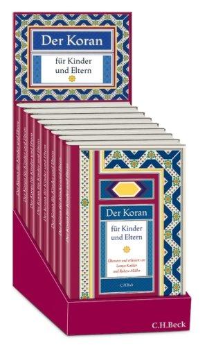 Partiepaket Kaddor/Müller, Der Koran für Kinder und Eltern