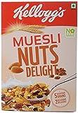 #10: Kelloggs Muesli - Nuts Delight, 500g Carton