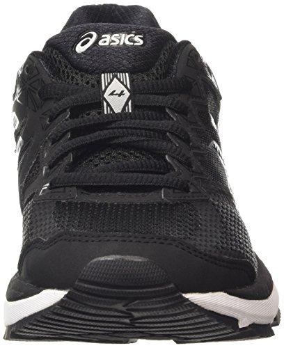 Asics - GT 2000 4 - Scarpa Running donna Nero (Black/Onyx/Silver)