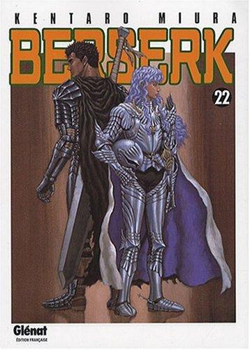 Berserk (Glénat) Vol.22 par MIURA Kentarô