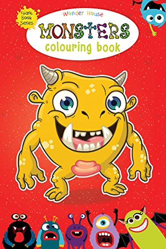 Monster Colouring Book Giant Book Series Jumbo Sized Colouring Books Giant Colouring Book Series Buy Online In Burundi Missing Category Value Products In Burundi See Prices Reviews And Free