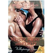 Feisty, Fiery and Flirty by Cathryn Fox (2015-06-09)