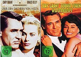 Cary Grant Duo-Set | Über den Dächern von Nizza | Hausboot