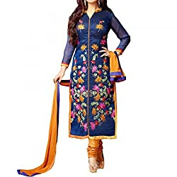 Lovisa Fashion Printed salwar suit