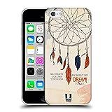 Head Case Designs Rêve Aujourd'Hui Attrape- Rêves 2 Étui Coque en Gel molle pour iPhone 5c