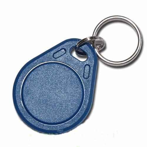 Z9R7- KEY RING PROXIMITY PROXY TAGS FOR DOOR ACCESS ENTRY & BURGLAR ALARM SYSTEM by Digiteck (Proximity Door Entry Access)