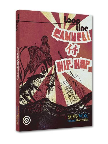 LIBRERIA DE LOOPS PARA DJ SONIVOX SAMURAI HIP-HOP
