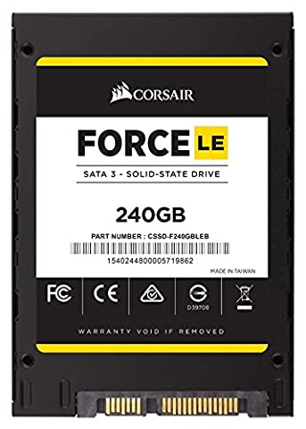 Corsair (CSSD-F240GBLEB) Force Series LE 240GB (6Gb/s)