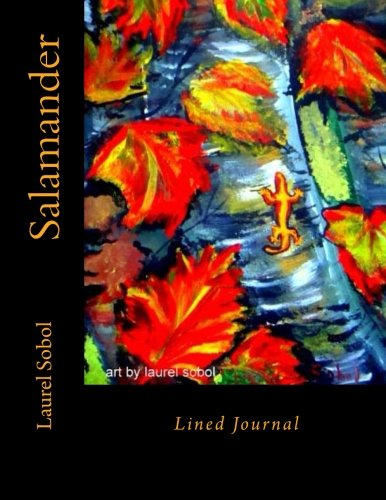 Salamander: Lined Journal (Fine Art Lined Journals~ Soli Deo Gloria) -
