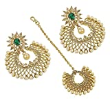 Exclusive Gold Plated Crystal Made Chand...