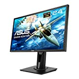 ASUS VG245H 24 Inch Gaming Monitor, FHD (1920 x 1080), 1 ms, Upto 75 Hz, HDMI, D-Sub, Super Narrow Bezel, FreeSync via HDMI, Low Blue Light, Flicker Free