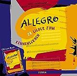 Allegro - CD: 26 Lieder aus dem gleichnamigen Liederbuch zum Kennenlernen - Heinz Lemmermann, Wilhelm A Torkel