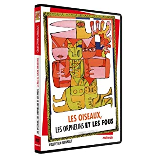 Les Oiseaux, les orphelins, et les fous [Francia] [DVD] [DVD] Philippe Avron;...