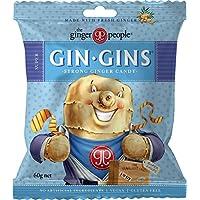 The Ginger People Gin Gins Super Strength Caramel Ginger Candy 60g preisvergleich bei billige-tabletten.eu