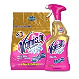 Vanish Gold Oxi Action - Polvere e spray per tappeti
