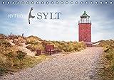 Mythos Sylt (Tischkalender 2016 DIN A5 quer): Leuchttürme und Landschaften Nordfrieslands (Monatskalender, 14 Seiten ) (CALVENDO Natur)