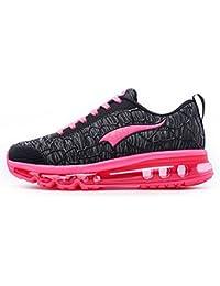 Onemix Herren Damen Air Laufschuhe Sportschuhe mit Luftpolster Turnschuhe Leichte Schuhe Sportschuhe